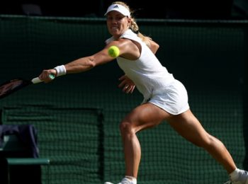 Kerber beats Williams to set up Bencic clash