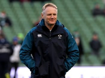 Joe Schmidt: Ireland ready to bounce back