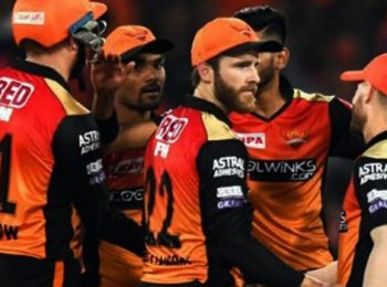 Sunrisers top order needs support against Super Kings