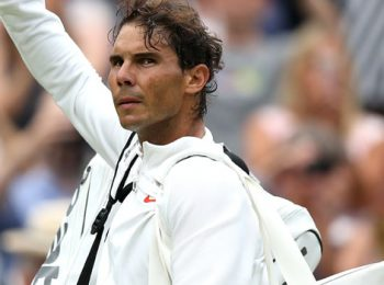 Rafael Nadal accepting of differing form