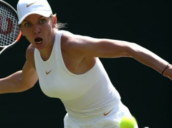 Simona Halep delighted to pass Polona Hercog test