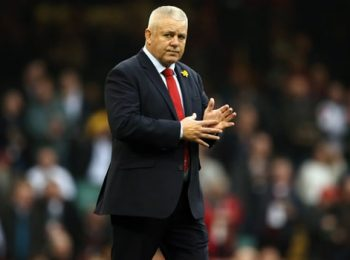 Warren Gatland questions England's big-game mentality