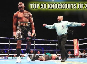 Boxing's Top 50 Knockouts of 2018