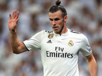 Gareth Bale loan move 'not on the menu'