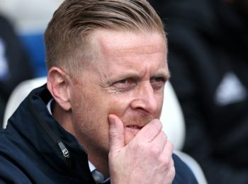 Blues sack boss Garry Monk