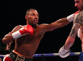 Kell Brook hits out at retirement rumours
