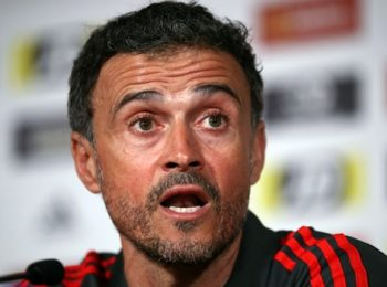 Luis Enrique quits Spain job