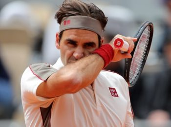 Roger Federer: Old guard not ready to make it easy