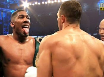 How Anthony Joshua Brutally Destroyed His Opponents!