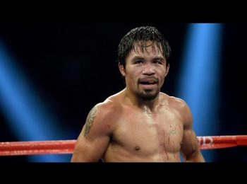 "Manny Pacquiao ""Pac Man"" 