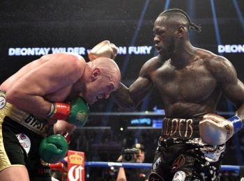 Tyson Fury confirms Deontay Wilder rematch date