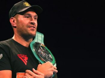 Tyson Fury sets sights on Deontay Wilder stoppage