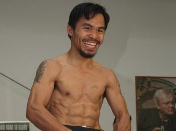 Pacquiao's Son Suffers First Boxing Loss
