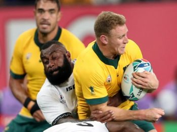 Rugby WC: Match Officials Admits to Sub-Per Officiating