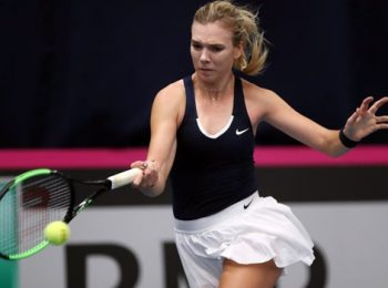 Katie Boulter suffers loss in a comeback game