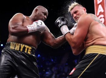 Whyte Considering Possible Choices To Face This Year