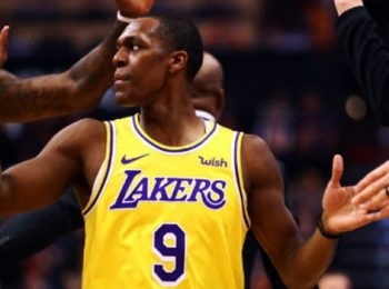 Rondo And Kuzma Lead The Lakers To Victory