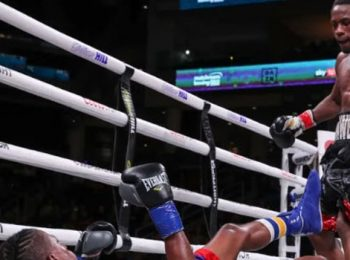 Conwell Wins Fight Against Agaton