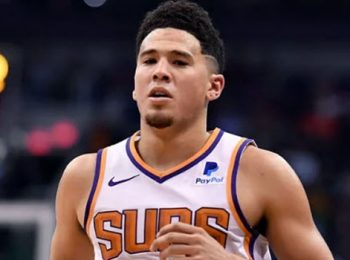 Devin Booker Selected to Replace Damian Lillard in NBA All-Star Game