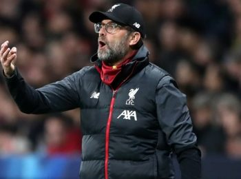 Liverpool take 18th consecutive win in the EPL