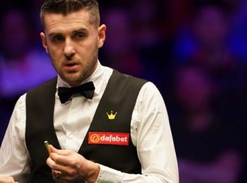 Three-Time Former Champion, Mark Selby Knocked Out By Sunny Akani