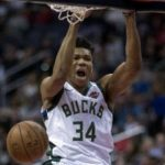 Giannis Leads Poll As Favourite For MVP