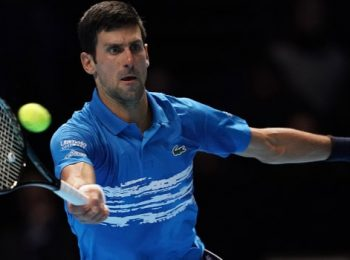 Novak Djokovic Donates One Million Euros To Help Fight Against Coronavirus