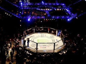 UFC Trying to Host Events on a Fight Island