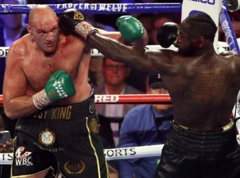 Fury vs. Wilder 3 Could Take Place In Australia