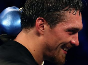 Usyk Is The Latest Person To Stand in The Way Of Fury vs. Joshua