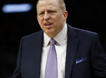 Thibodeau Expected To Take Up Coaching Job With The Knicks