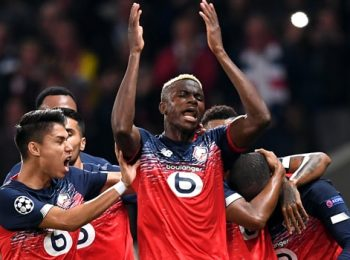 Lille President: Not only Napoli is interested in Osimhen