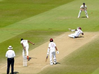West Indies Wins First Test match In England