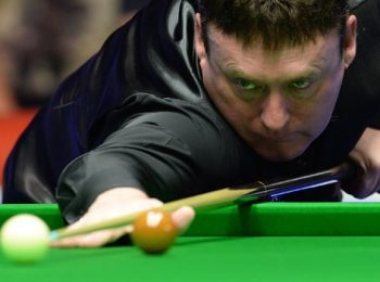 Jimmy White Comes out top in First Qualifying Match After Scrappy Start