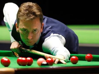 King Dashes Ken Doherty Hopes of Reaching Crucible Theatre