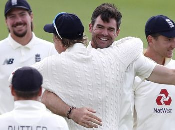 England Wins Test Series Against Pakistan After Third Test Draw