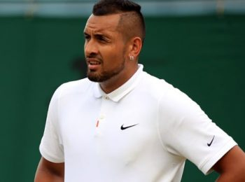 Kyrgios Pulls Out Of US Open