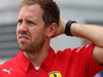 Sebastian Vettel Upset with F1 and FIA for Recent Lack of Anti-Racism Protests