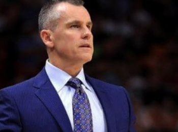 Billy Donovan Named as Chicago Bulls coach