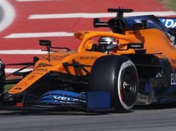 McLaren Brings Back the Classic Gulf Oil Livery to Formula 1