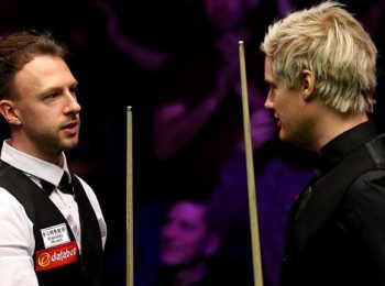 Neil Robertson and Judd Trump Both Progress To Next Round
