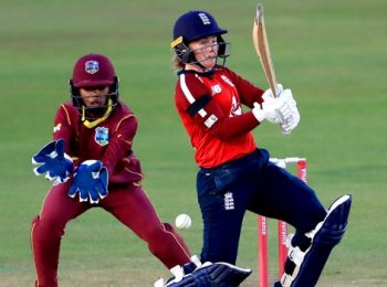 England Wins First Match Of T20I Series Against West Indies