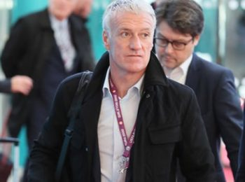 Didier Deschamps excited over youngsters Camavinga and Aouar