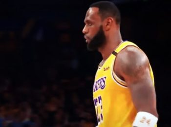 Unstoppable Lakers massacre Miami Heats in Game 1
