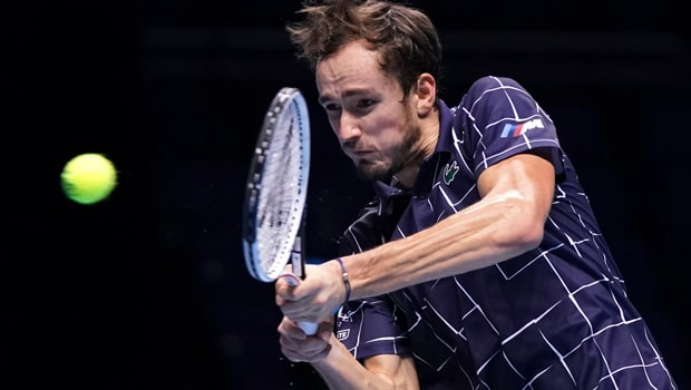Medvedev Beats Thiem To Win 2020 ATP Finals