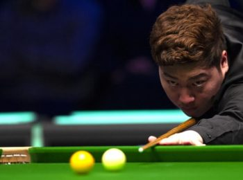 Yan Bingtao and David Gilbert crash out in German Masters Qualifiers