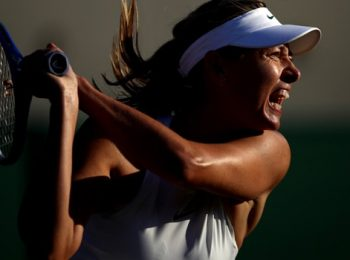 Maria Sharapova talks about the time when she decided to leave Tennis