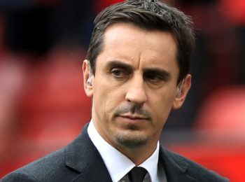 Gary Neville urges Manchester United to dream big after rising to the top of the Premier League table