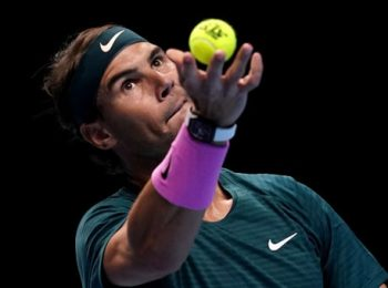 Nadal, Thiem's coaches unable to join the stars at Australian Open
