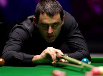 Ronnie O'Sullivan Thrashes Gould In Welsh Open 2021